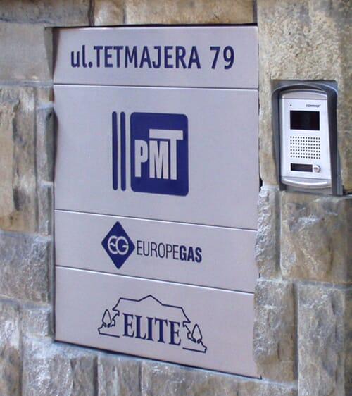 Tablice adresowe i unijne 4