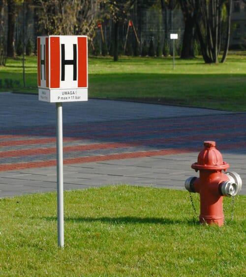 Tabliczki parkingowe 2