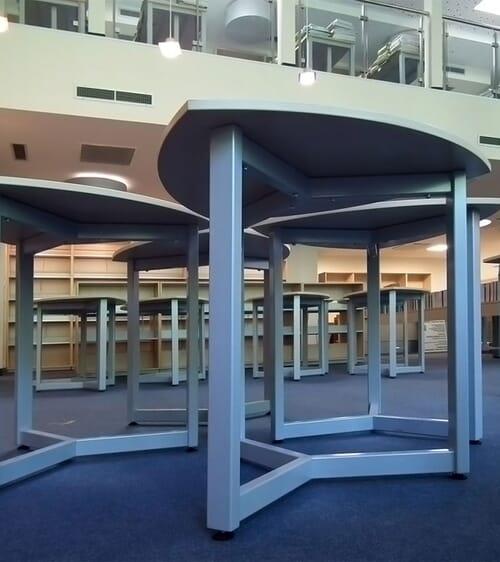 Meble biblioteczne 11