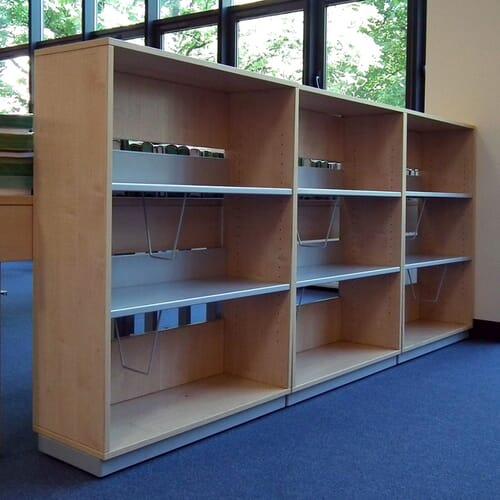 Meble biblioteczne 9