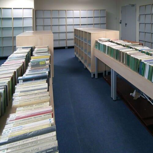 Meble biblioteczne 8