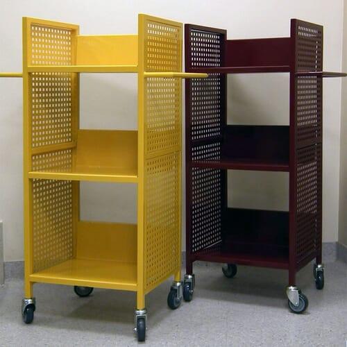 Wózki biblioteczne 1