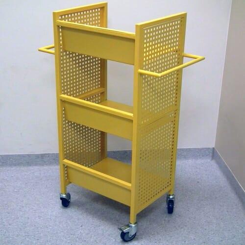 Wózki biblioteczne 2
