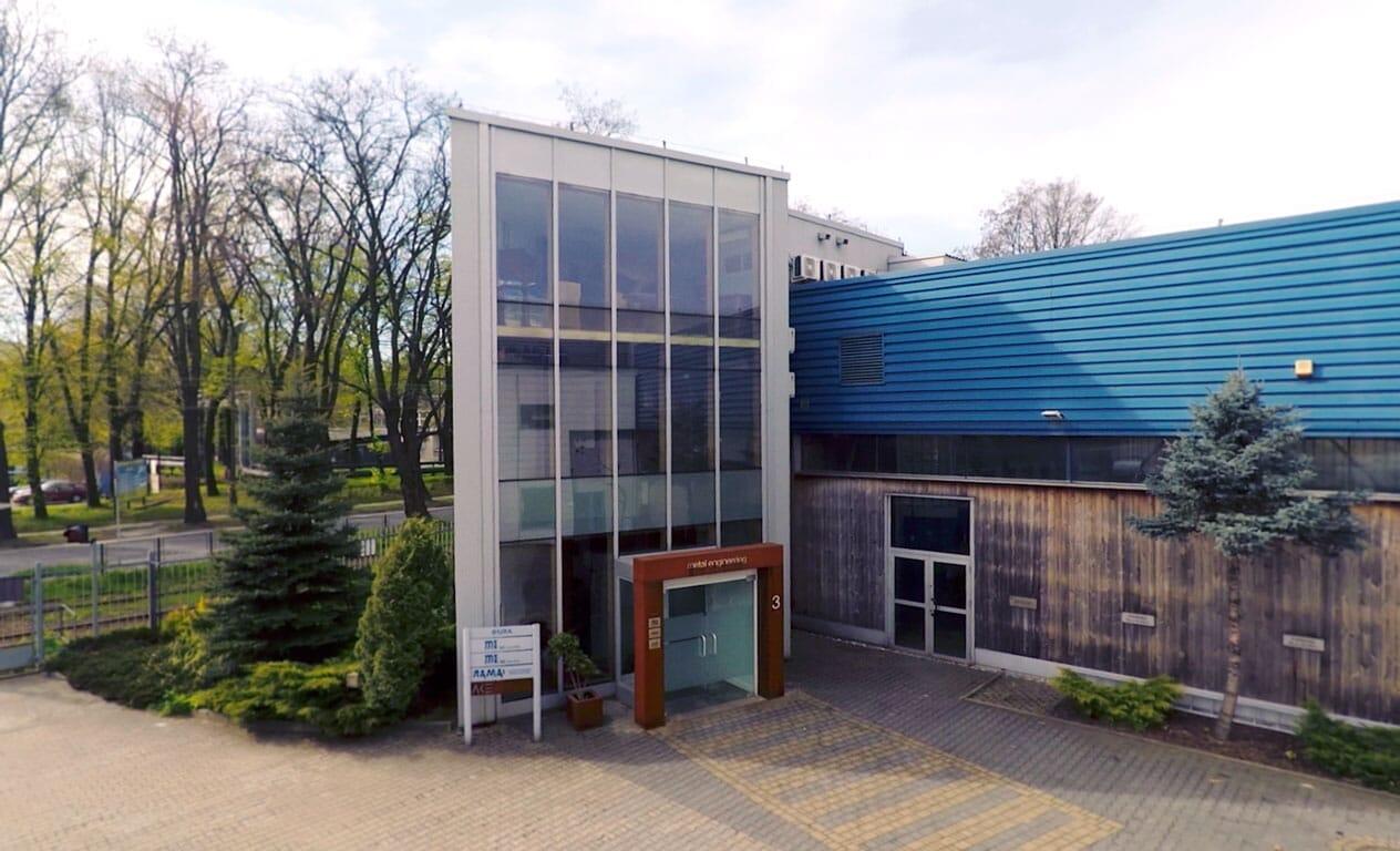 Budynek ME Polska Sp. z o.o.